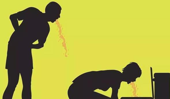 胃肠炎的中医调治法 小儿呕吐或因急性肠胃炎