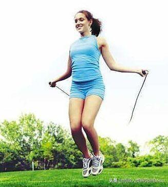 听说跳绳能减肥,一天内什么时段跳合适?