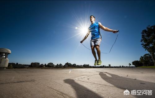 每天坚持跳500下跳绳,可以瘦身上哪些部位?