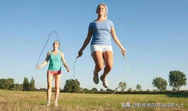 如果每天跳1500个绳,但是饮食正常,能减下来吗?