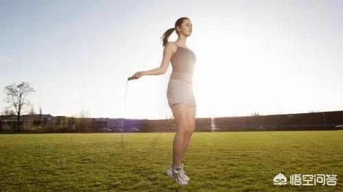 想跳绳减肥,每天多少个比较合适?
