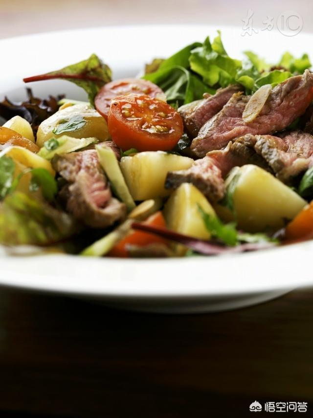 牛肉减肥餐怎么做?